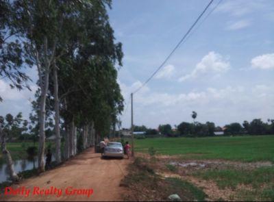Kamboul, Kandal | Land for sale in Angk Snuol Kamboul img 1