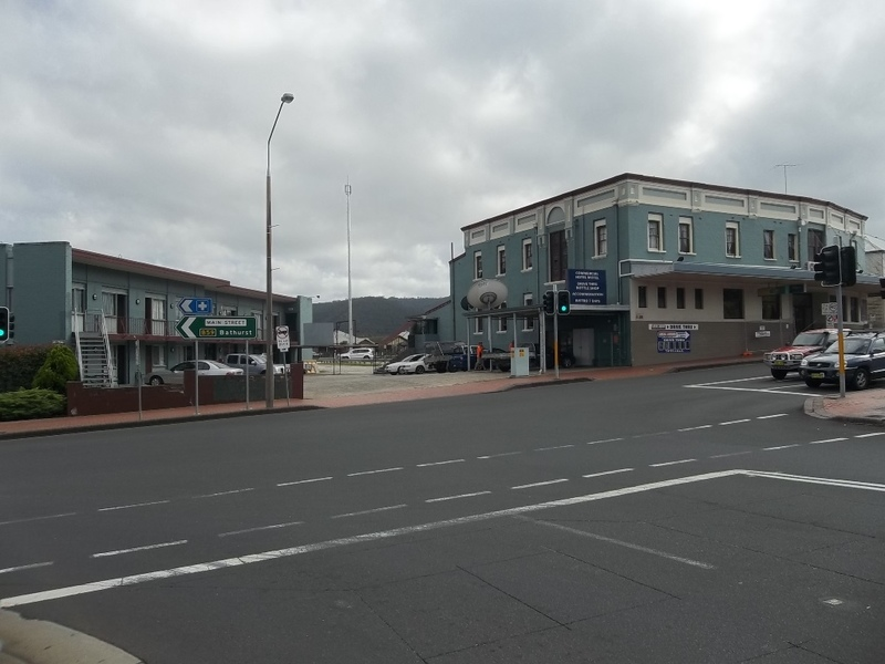 HOTEL/MOTEL FOR SALE- Commercial Hotel Motel, Lithgow