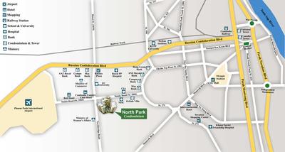 North Park Condominium, Teuk Thla, Phnom Penh | New Development for sale in Sen Sok Teuk Thla img 12