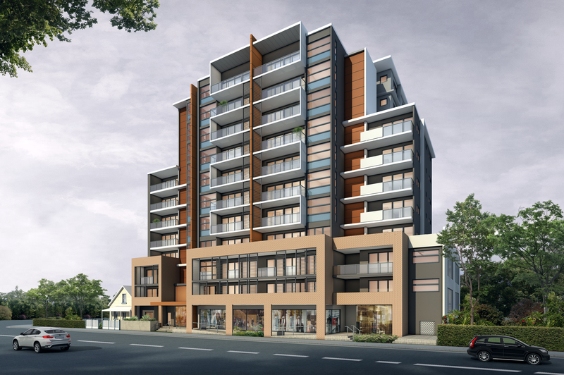 BRAND NEW APARTMENTS - PARTLY FURNISHED