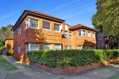 SPACIOUS TWO BEDROOM UNIT IN THE HEART OF ROSE BAY