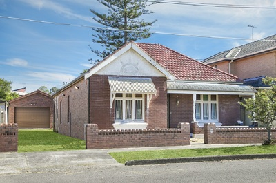 Classic Home with Huge Potential