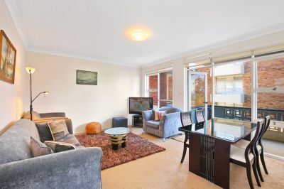 Stress free living in a premier Kirribilli setting