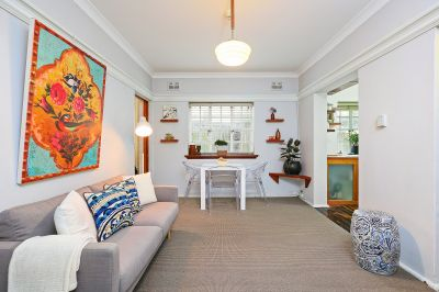 Premier harbour-side enclave, classic Art Deco charm