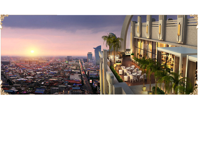 Imperial Crown Condominium , BKK 1, Phnom Penh | New Development for sale in Chamkarmon BKK 1 img 6