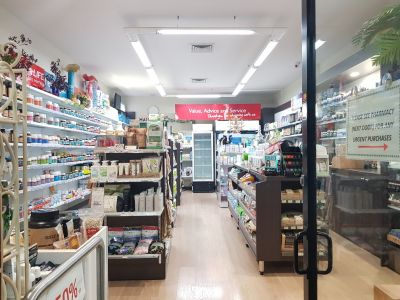 AFFORDABLE, TOP RETAIL SPACE IN HUNTERS HILL/ GLADESVILLE/ BORONIA PARK