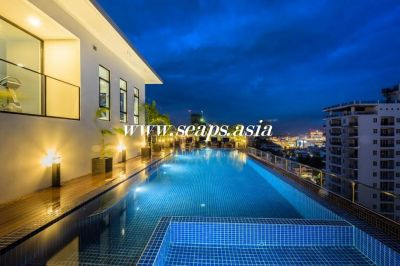 BKK 1, Phnom Penh | Condo for rent in Chamkarmon BKK 1 img 22