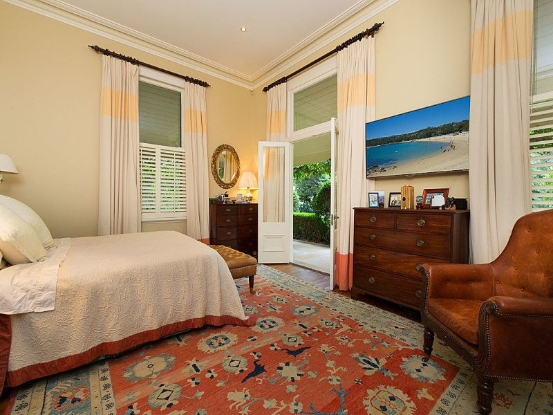 Additional photo for property listing at A classic Georgian manor within superb 2,163sqm level grounds  Mosman, New South Wales,2088 Austrália