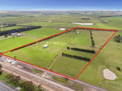 Rare 8.06 Ha (20 Acre Approx) Holding