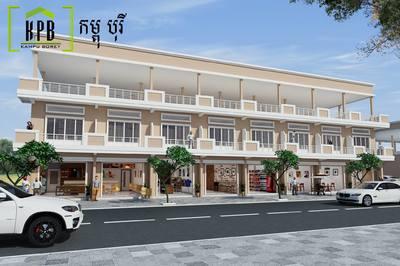 Kampu Borey, Preaek Pnov, Phnom Penh | Borey for sale in Prek Pnov Preaek Pnov img 0
