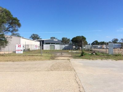 INDUSTRIAL LAND WITH PLANNING PERMIT
