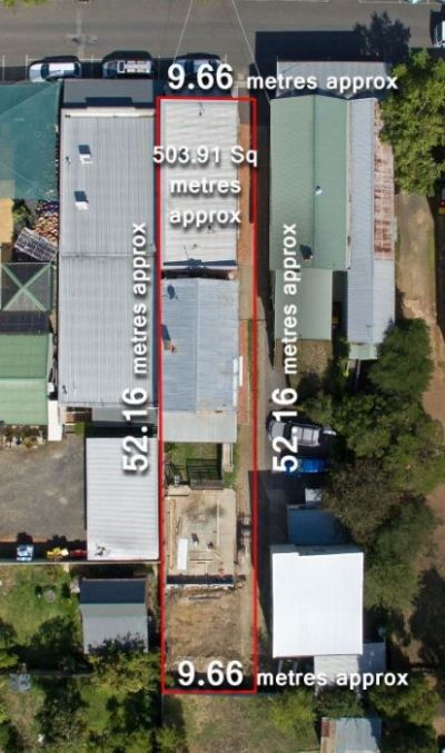 COMMERCIAL FREEHOLD FOR SALE