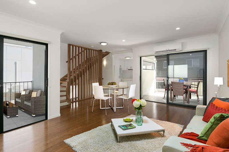 Fabulous Tri-Level Town Home - Developer wants this one SOLD!