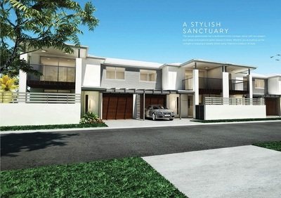 Viddora Luxury Townhouses - SOLD OUT