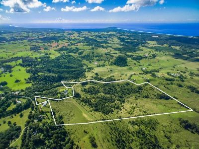 Prime Land With Stunning Ocean Views