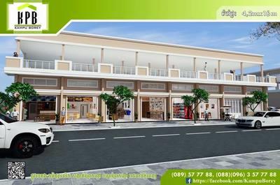 Kampu Borey, Preaek Pnov, Phnom Penh | Borey for sale in Prek Pnov Preaek Pnov img 7