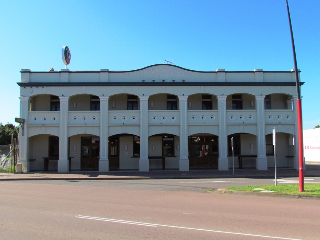 HOTEL FOR SALE - Central Hotel, Singleton