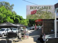 BIG CAFE/BAKERY on BRIBIE.  BRIBIE ISLAND