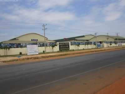 Chbar Mon, Kampong Speu | Warehouse for rent in Chbar Mon Chbar Mon img 1