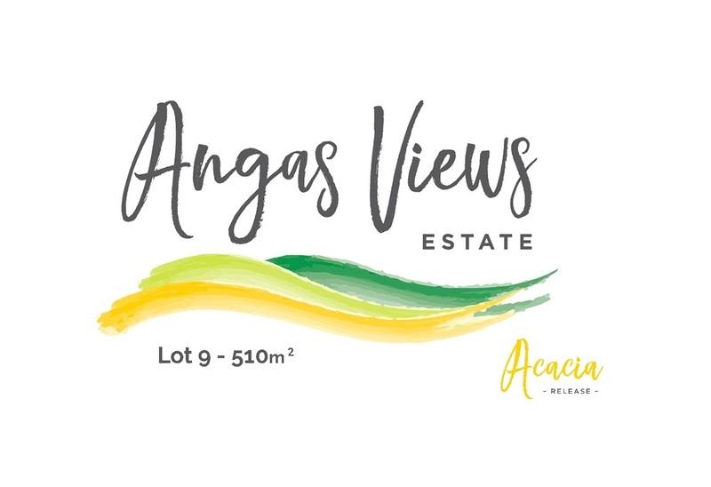 ANGASTON - Lot 9 Angas Views Estate 510m2