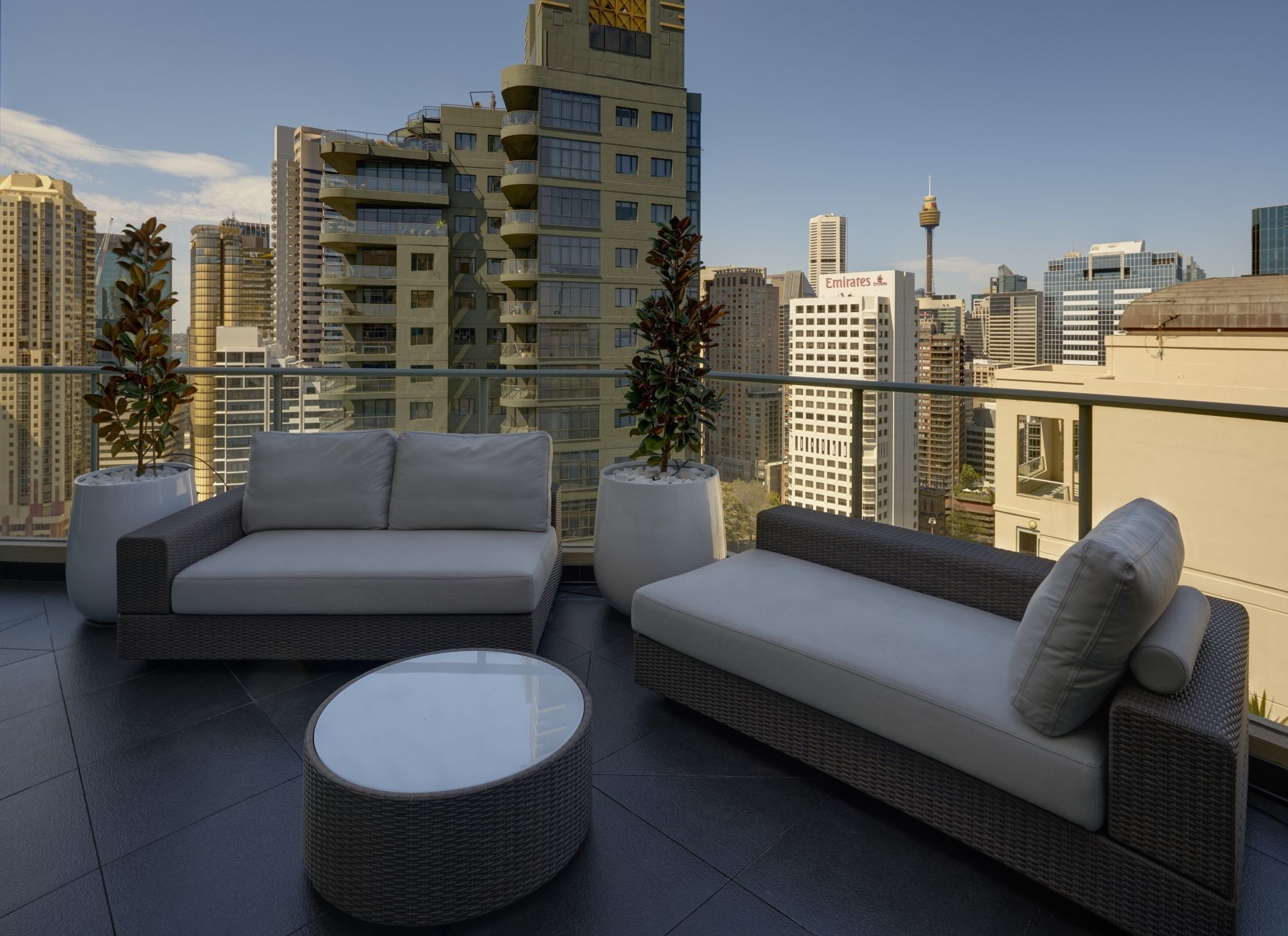 Additional photo for property listing at Highgate penthouse 2808; a vantage point like no other 2808/127 Kent Street Sydney, New South Wales,2000 Αυστραλια