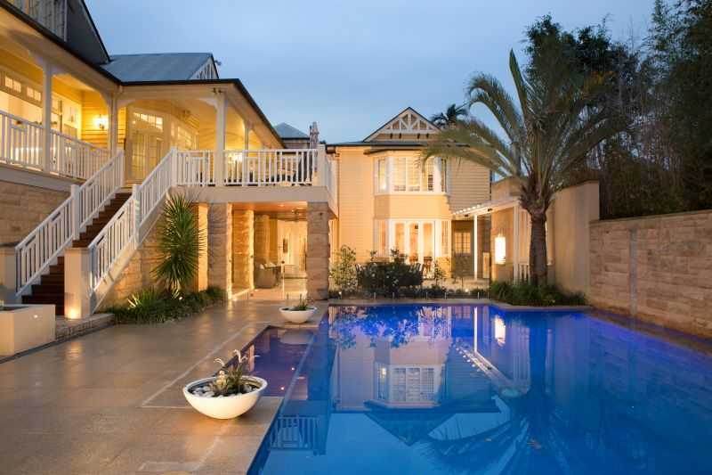Additional photo for property listing at 'Linstarfield' Magnificent Colonial landmark  Clayfield, Queensland,4011 오스트레일리아