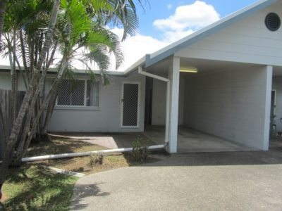 2 BEDROOM UNIT WITH A HUGE YARD
