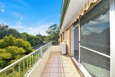 Convenient riverside location, walk to Parramatta CBD