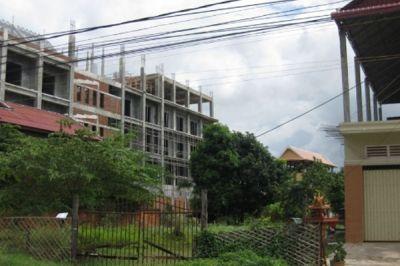 Khnar Pou, Siem Reap | Land for sale in Sout Nikom Khnar Pou img 0
