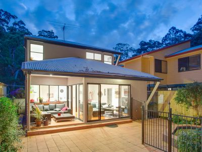 Rainforest Retreat Only Minutes From The CBD