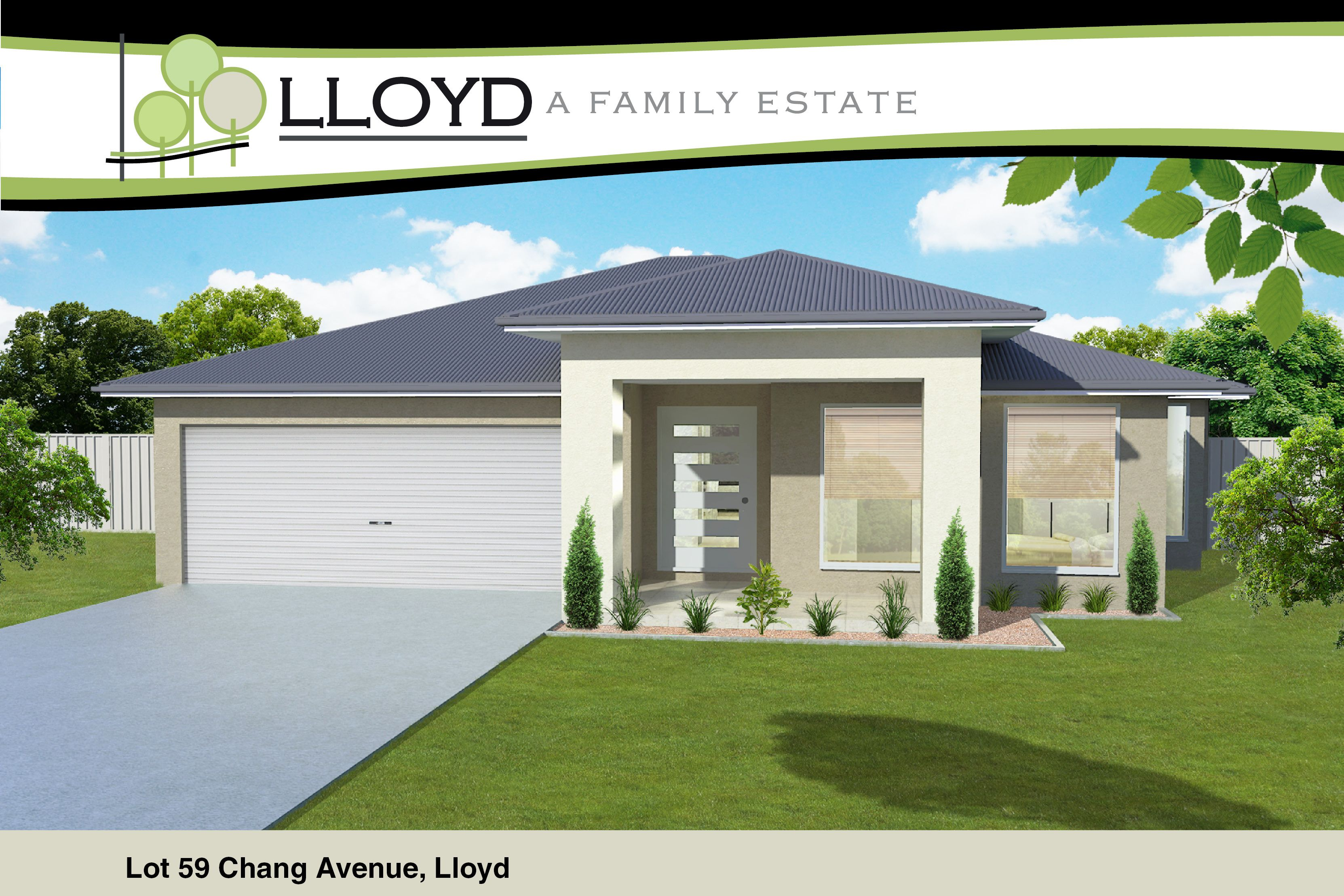 Lot 59 Chang Avenue, Lloyd