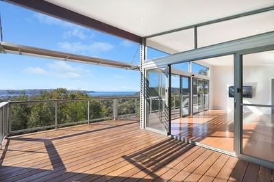 Modern & Leafy with Ocean Views !