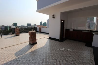 Tonle Bassac | Serviced Apartment for rent in Chamkarmon Tonle Bassac img 1
