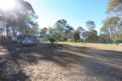 Approx. 3 acres of level land,