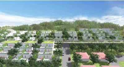 Borey Hillton  Park Villa, Sangkat Buon, Sihanoukville | Borey for sale in Sihanoukville Sangkat Buon img 2