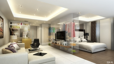 Diamond Twin Tower, Tonle Bassac, Phnom Penh | New Development for sale in Chamkarmon Tonle Bassac img 8