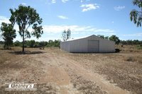 37 ACRES - SHED - TOWN WATER