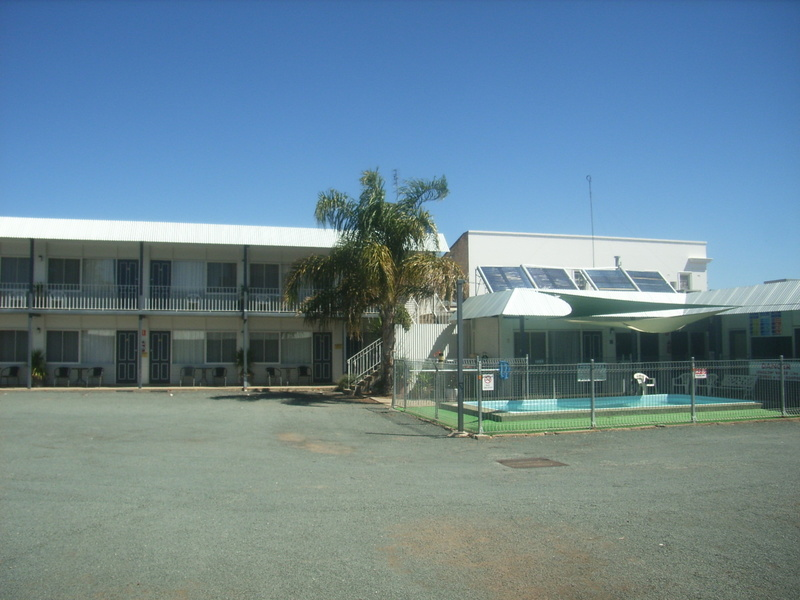 MOTEL LEASEHOLD IN STRONGEST MOTEL TOWN IN THE RIVERINA