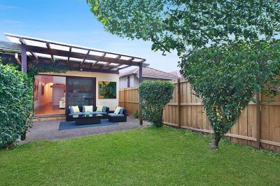 Classic Character Semi With Huge Potential, North Rear Aspect & Sunny Level Garden Moments to Double Bay