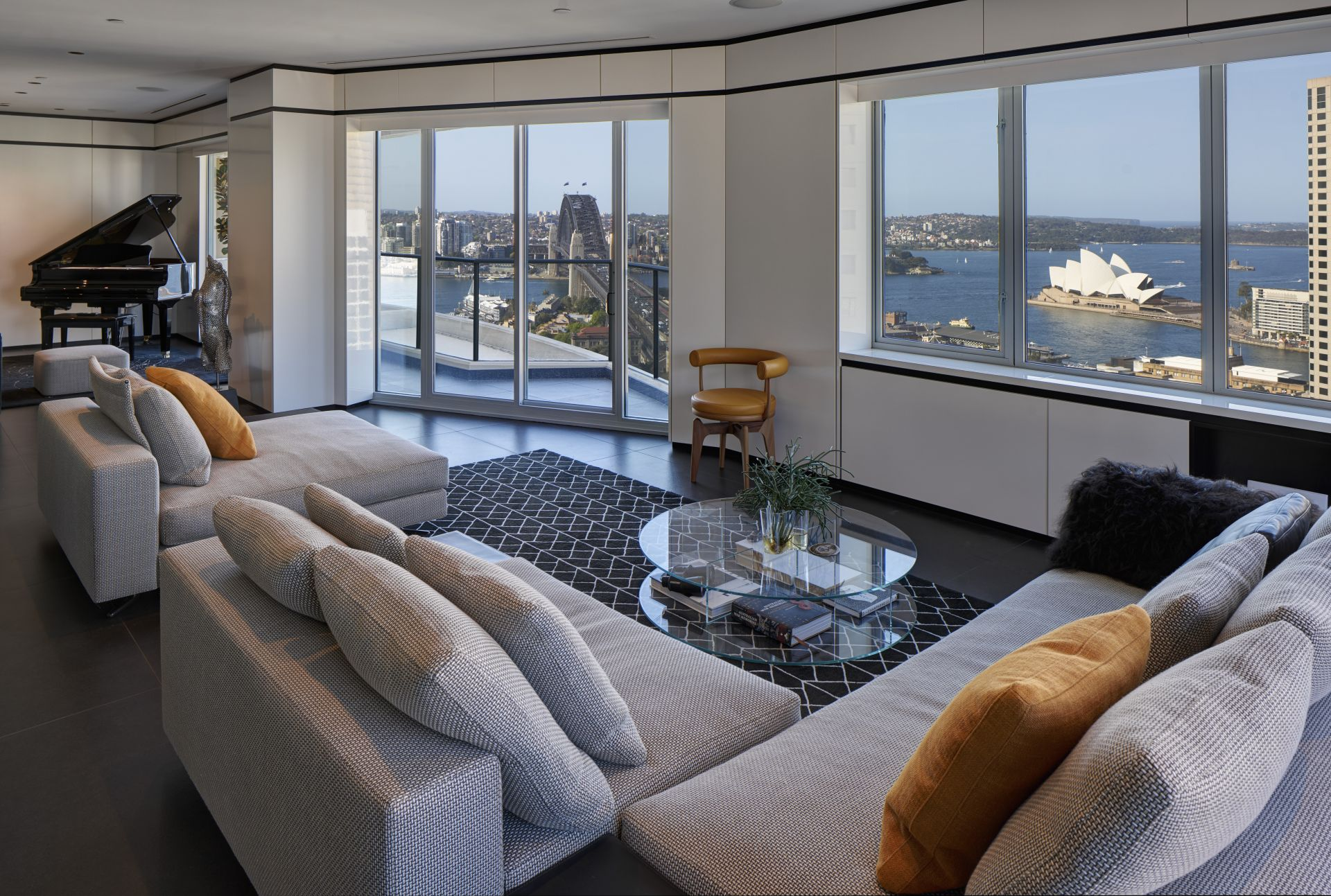 Апартаменты / Квартиры для того Продажа на Highgate penthouse 2808; a vantage point like no other 2808/127 Kent Street Sydney, New South Wales,2000 Австралия