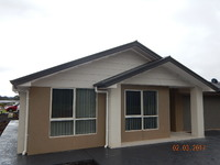New Two Bedroom Home