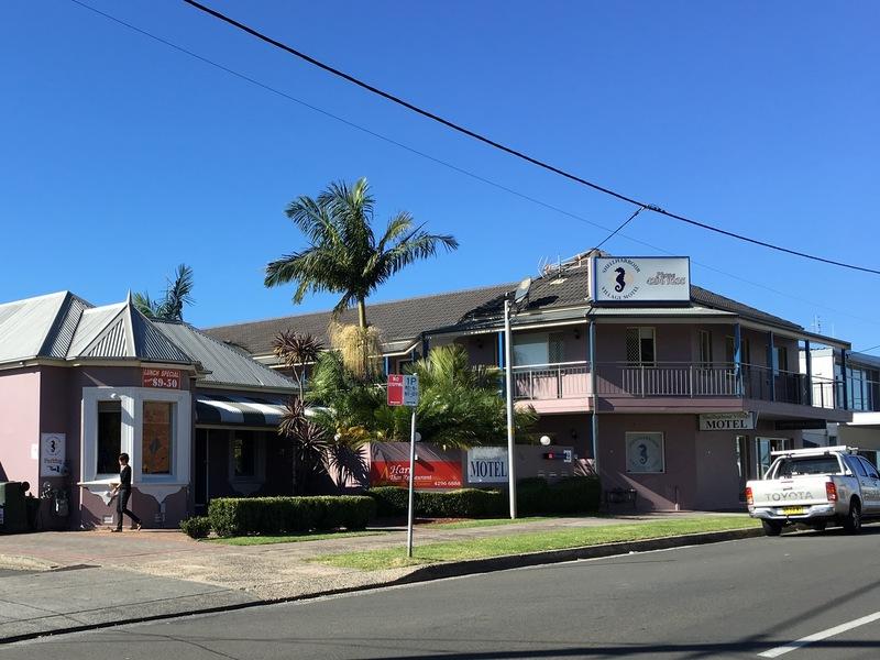 MOTEL AUCTION - Shellharbour Village Motel