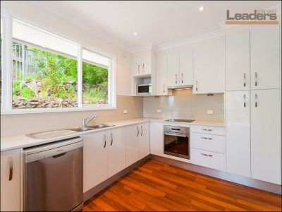 Beautifully Transformed 'Bush Views' Residence Under Contract