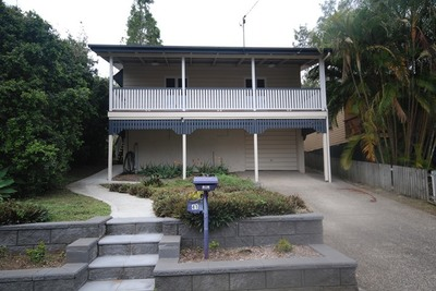 High Set, Renovated Queenslander