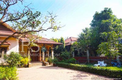 Svay Dankum, Siem Reap | Villa for rent in Siem Reap Svay Dankum img 3