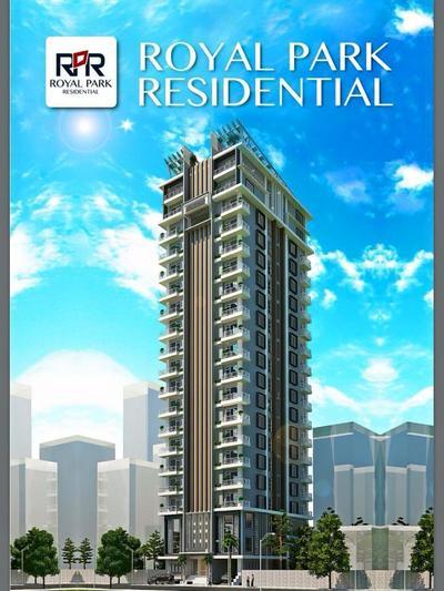 ROYAL PARK  Residences, Boeung Kak 2, Phnom Penh | New Development for sale in Toul Kork Boeung Kak 2 img 0