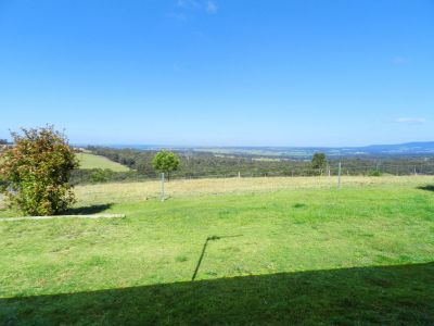 PANORAMIC VIEWS - ACREAGE INCLUDED