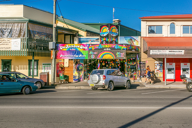 Brilliant Commercial Opportunity In Byron Bay's CBD