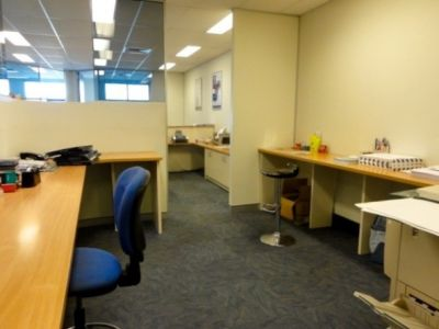 117 SQM - Modern Air Conditioned Office - DEPOSIT TAKEN