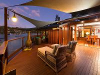 Absolute waterfront sanctuary